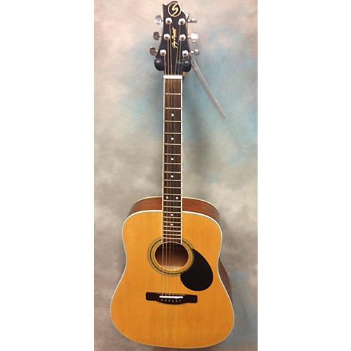 Samick Greg Bennett GD-100SPK Acoustic Guitar-thumbnail