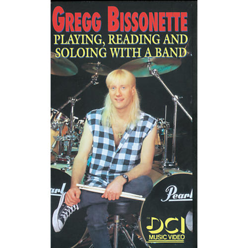 Alfred Gregg Bissonette Playing and Reading Video