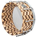 Gretsch Drums Gold Series Zig Zag Snare Drum