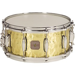 Gretsch Drums Hammered Brass Snare Drum