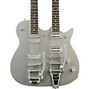 Gretsch Guitars G5566 Jet  Double Neck Electric Guitar