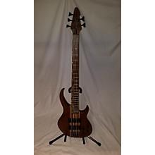 Peavey Grind Neck Thru W Emgs 5 String Electric Bass Guitar