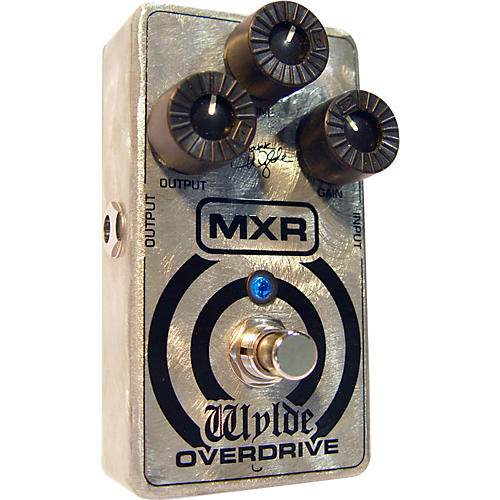 MXR Grind and Clear ZW-44 Wylde Overdrive-thumbnail