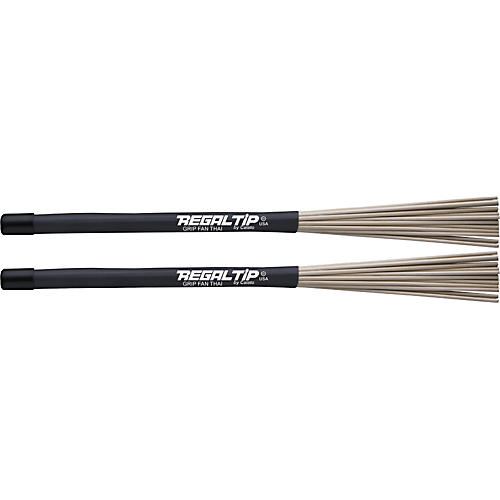 Regal Tip Grip Fan Thai Sticks