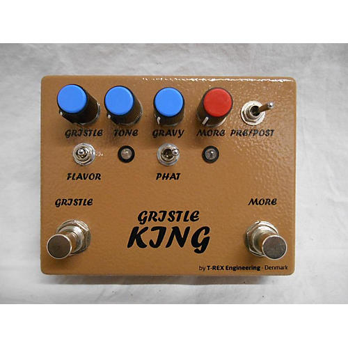 T-Rex Engineering Gristle King Effect Pedal