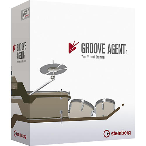 Steinberg Groove Agent 3 Software-thumbnail