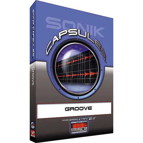 Sonik Capsules Groove Capsule-thumbnail