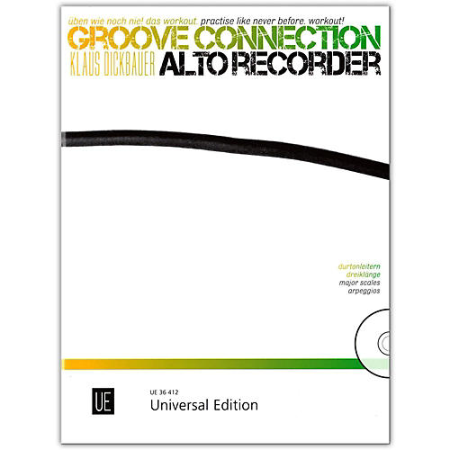 Carl Fischer Groove Connection Score and CD - Recorder-thumbnail