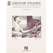 Hal Leonard Groove Studies - Accents and Ghost Notes: The Subtleties of Great Drumming Book/Audio Online