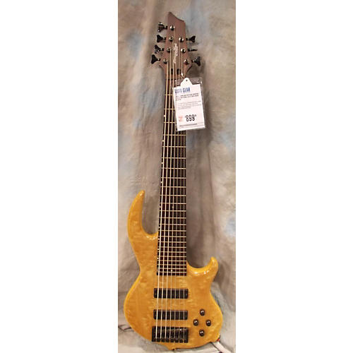 Conklin Guitars Groove Tools Natural Electric Bass Guitar-thumbnail