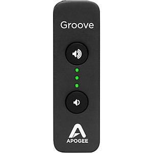 Apogee Groove USB/DAC Headphone Amplifier by Apogee