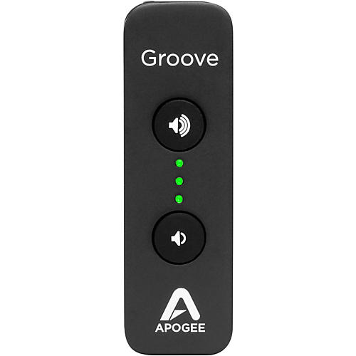 Apogee Groove USB/DAC Headphone Amplifier-thumbnail