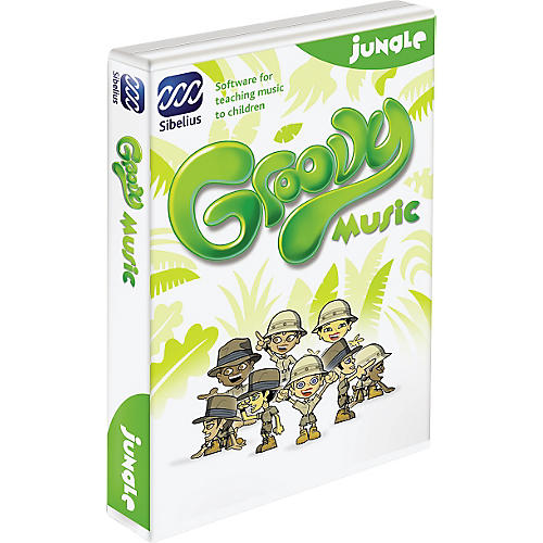 Sibelius Groovy Jungle Music Education Software