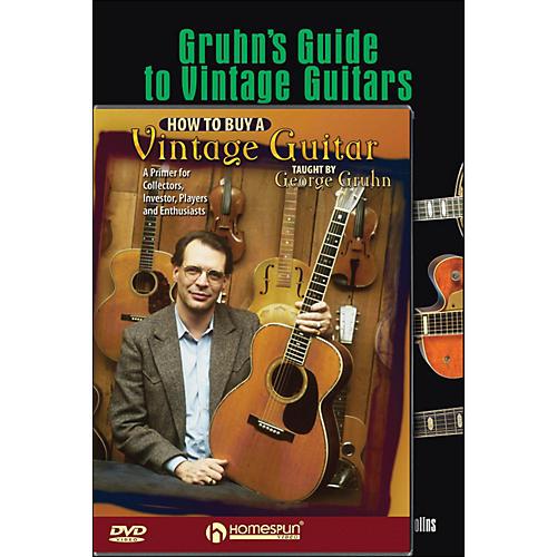 Hal Leonard Gruhn Vintage Guitar Mega Pack-thumbnail