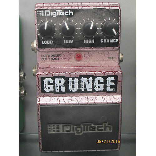 Digitech Grunge Distortion Effect Pedal-thumbnail