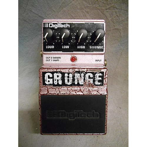 Digitech Grunge Distortion Effect Pedal