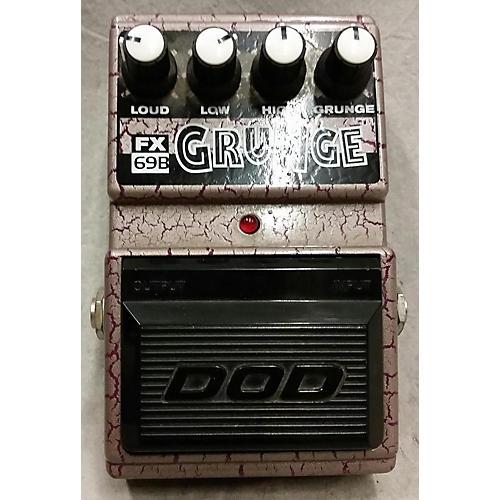 Digitech Grunge Distortion Effect Pedal-thumbnail