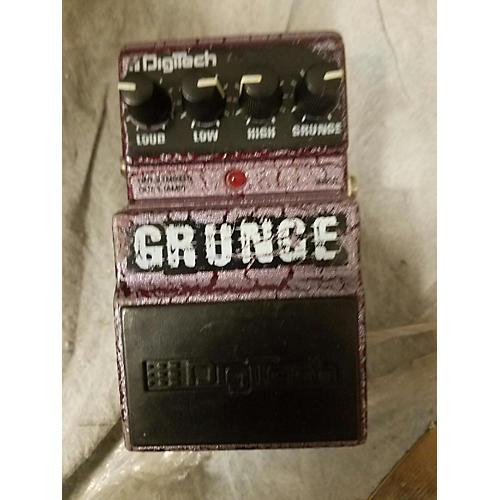 Digitech Grunge Distortion Effect Pedal