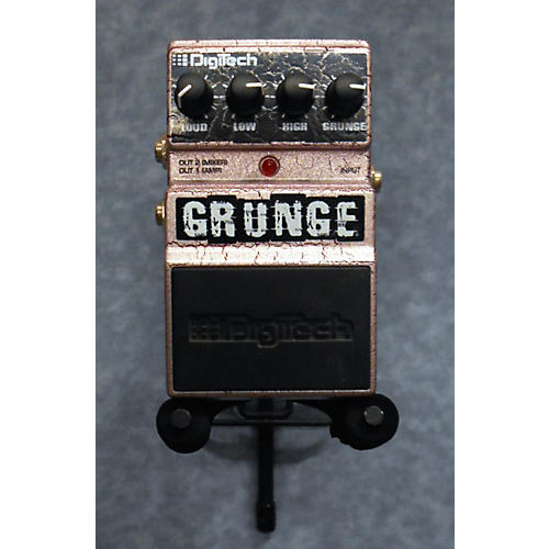 used digitech grunge distortion effect pedal guitar center. Black Bedroom Furniture Sets. Home Design Ideas