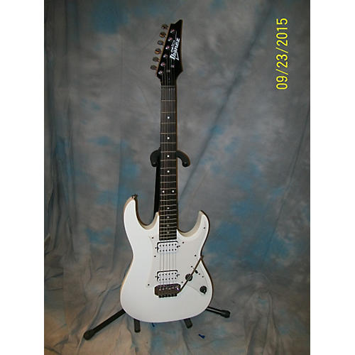 Ibanez Grx20w White Solid Body Electric Guitar