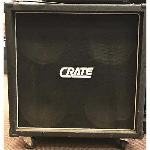 Crate Gs412r Guitar Cabinet