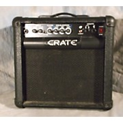 Crate Gt 15 Guitar Combo Amp
