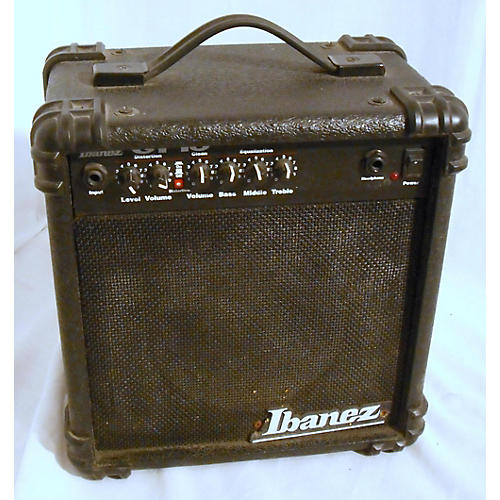 used ibanez gt10dx guitar combo amp guitar center. Black Bedroom Furniture Sets. Home Design Ideas