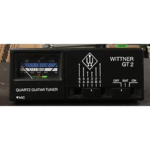 Pre-owned Wittner Gt2 Tuner Tuner by Wittner