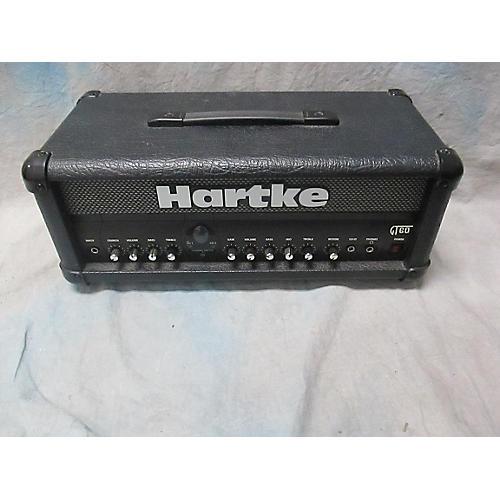Hartke Gt60 Tube Guitar Amp Head