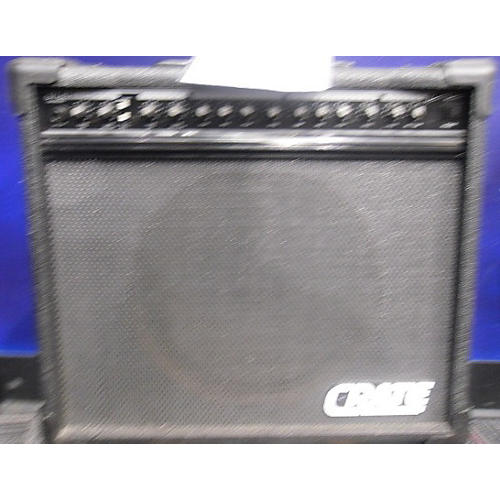 Crate Gt80 Guitar Combo Amp