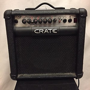 Pre-owned Crate Gtx15 Guitar Combo Amp by Crate