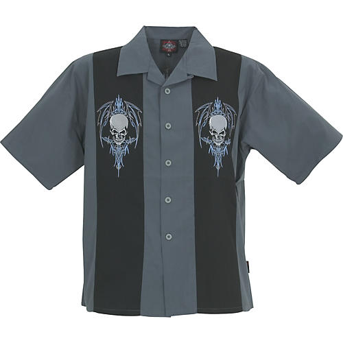 Dragonfly Clothing Company Guardian Embroidered Work Shirt-thumbnail