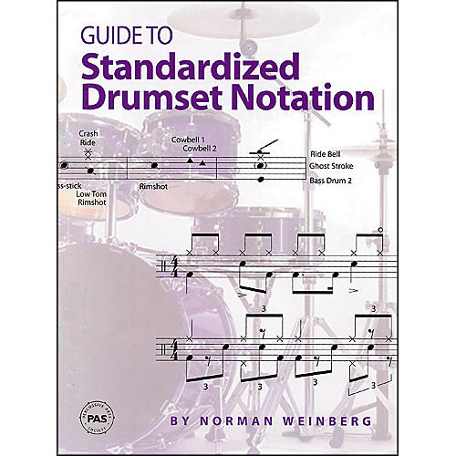 Hal Leonard Guide To Standardized Drumset Notation-thumbnail