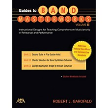 Meredith Music Guides to Band Masterworks - Volume II (Revised Edition) Concert Band Composed by Robert Garofalo