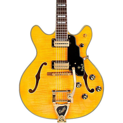 Guild Guild Starfire VI Semi-Hollowbody Electric Guitar-thumbnail
