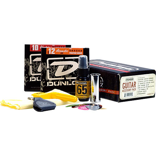 Dunlop Guitar Accessory Pack