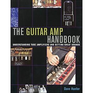 Backbeat Books Guitar Amplifier Handbook