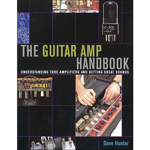 Backbeat Books Guitar Amplifier Handbook-thumbnail
