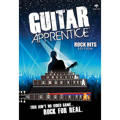 Hal Leonard Guitar Apprentice Rock Hits DVD