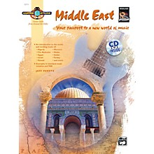 Alfred Guitar Atlas: Middle East (Book/CD)