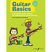 Guitar Basics Book/CD