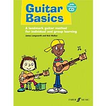 Faber Music LTD Guitar Basics Book/CD