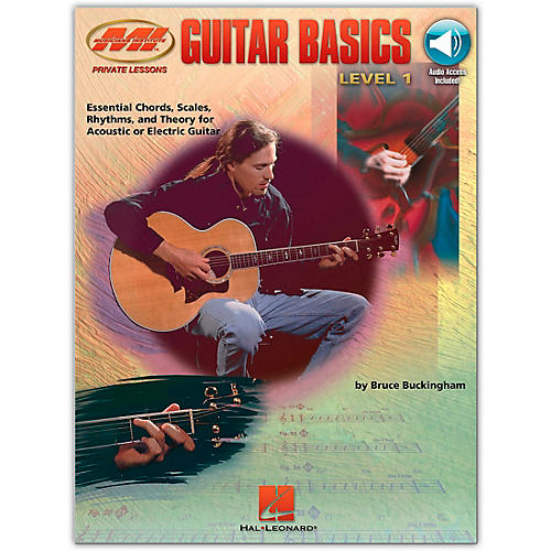 Hal Leonard Guitar Basics (Book/Online Audio)-thumbnail