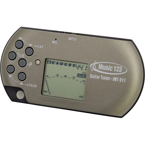 Music123 Guitar/Bass Digital Tuner