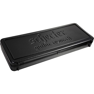 Schecter Guitar Research Guitar Case for S-1, Scorpion, Devil Tribal, and o...