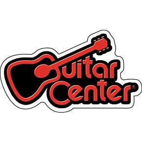 c d visionary guitar center logo sticker guitar center. Black Bedroom Furniture Sets. Home Design Ideas