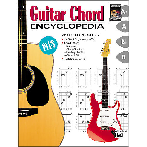 Alfred Guitar Chord Encyclopedia