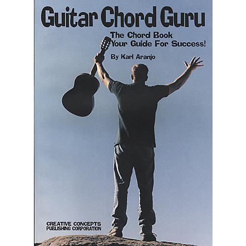 Creative Concepts Guitar Chord Guru Book