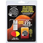 Hal Leonard Guitar Chord Pickin'Tionary (Pocket Sized Reference Book) Includes 2 Picks