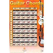 Hal Leonard Guitar Chords (Poster)